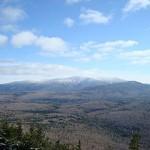 Mount Moosilauke from Black Mountain