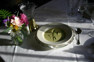 inns in new hampshire asparagus soup