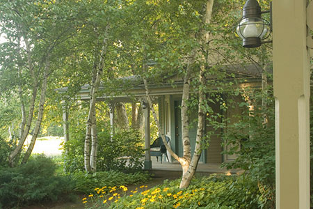 Bed breakfast in New Hampshire