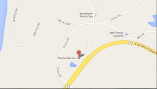 Map & Directions to Chesterfield Inn