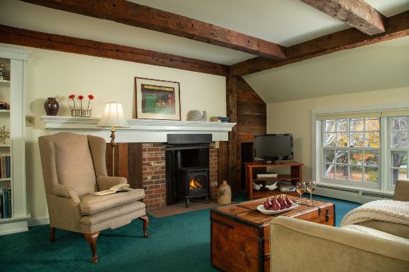 New Hampshire Bed and Breakfast Guest Room