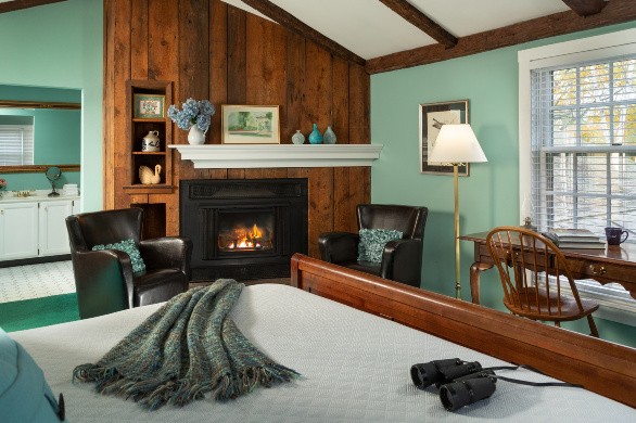 New Hampshire Inn Guest room