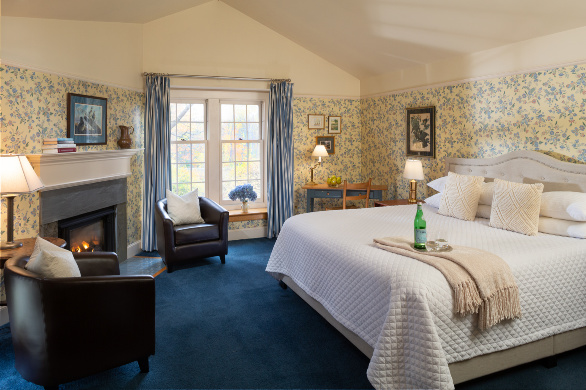 Guest Room at Bed and Breakfast in New Hampshire