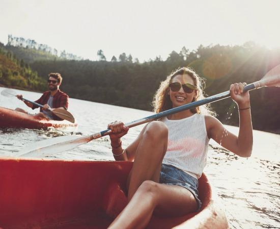 New Hampshire retreat with kayaking
