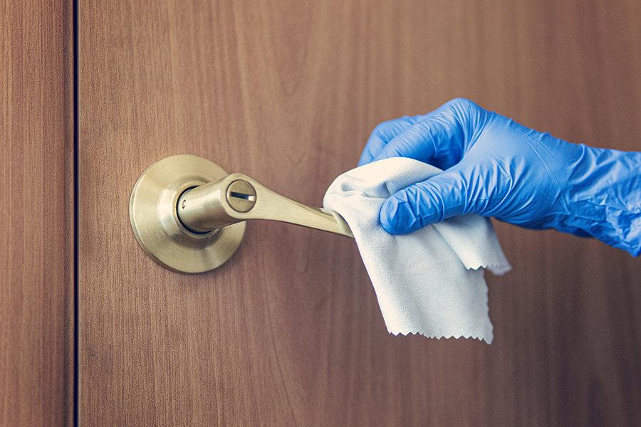 enhanced environmental cleaning