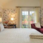 Room 24 at our B&B near Brattleboro, VT