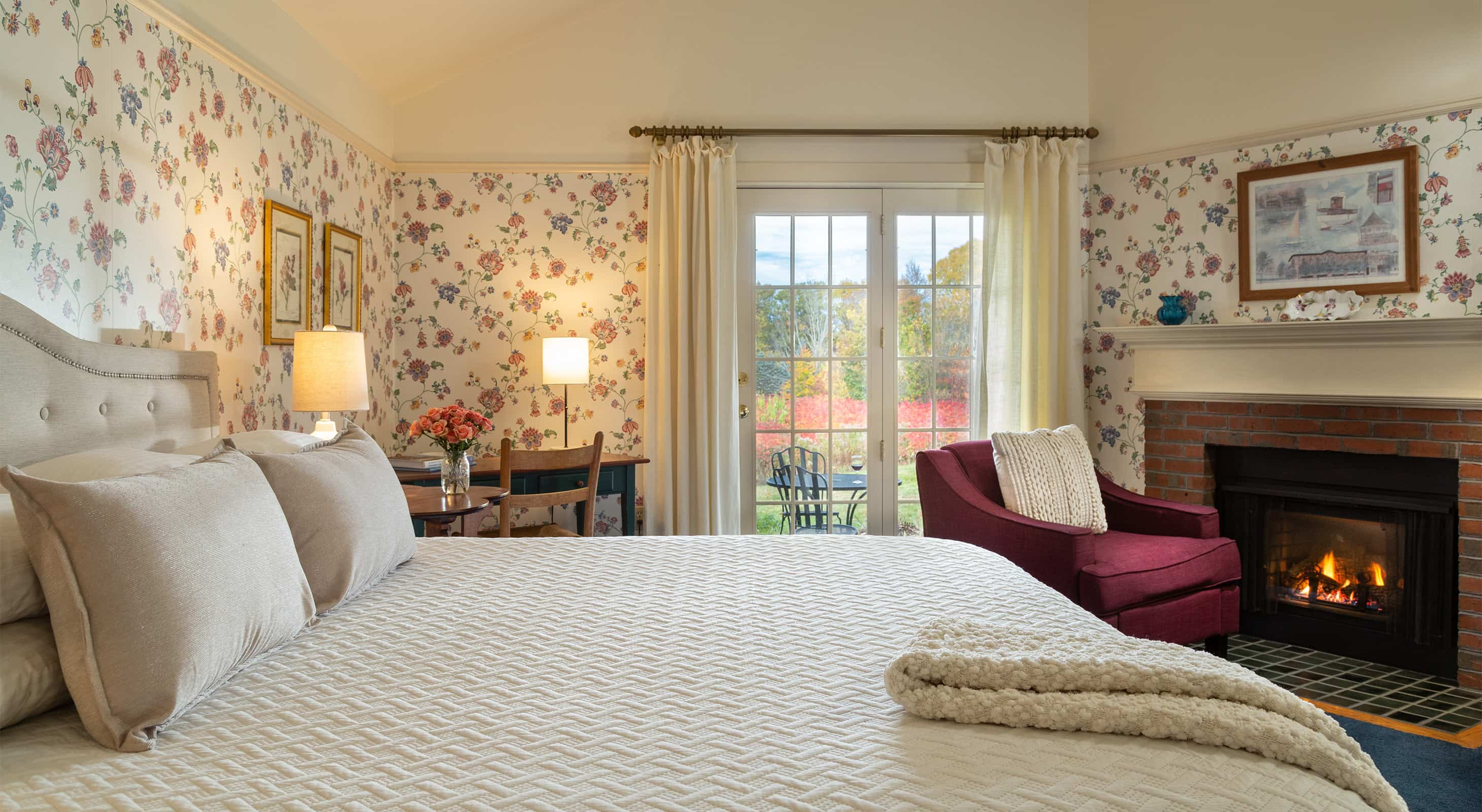 Room 24 at our pet friendly New Hampshire inn