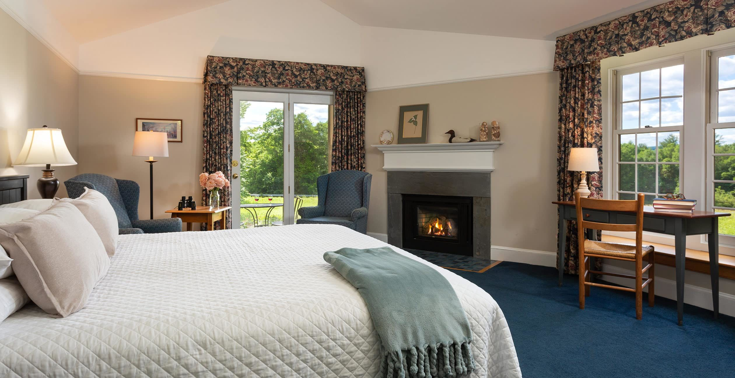 Room 22, perfect for romantic New Hampshire getaways