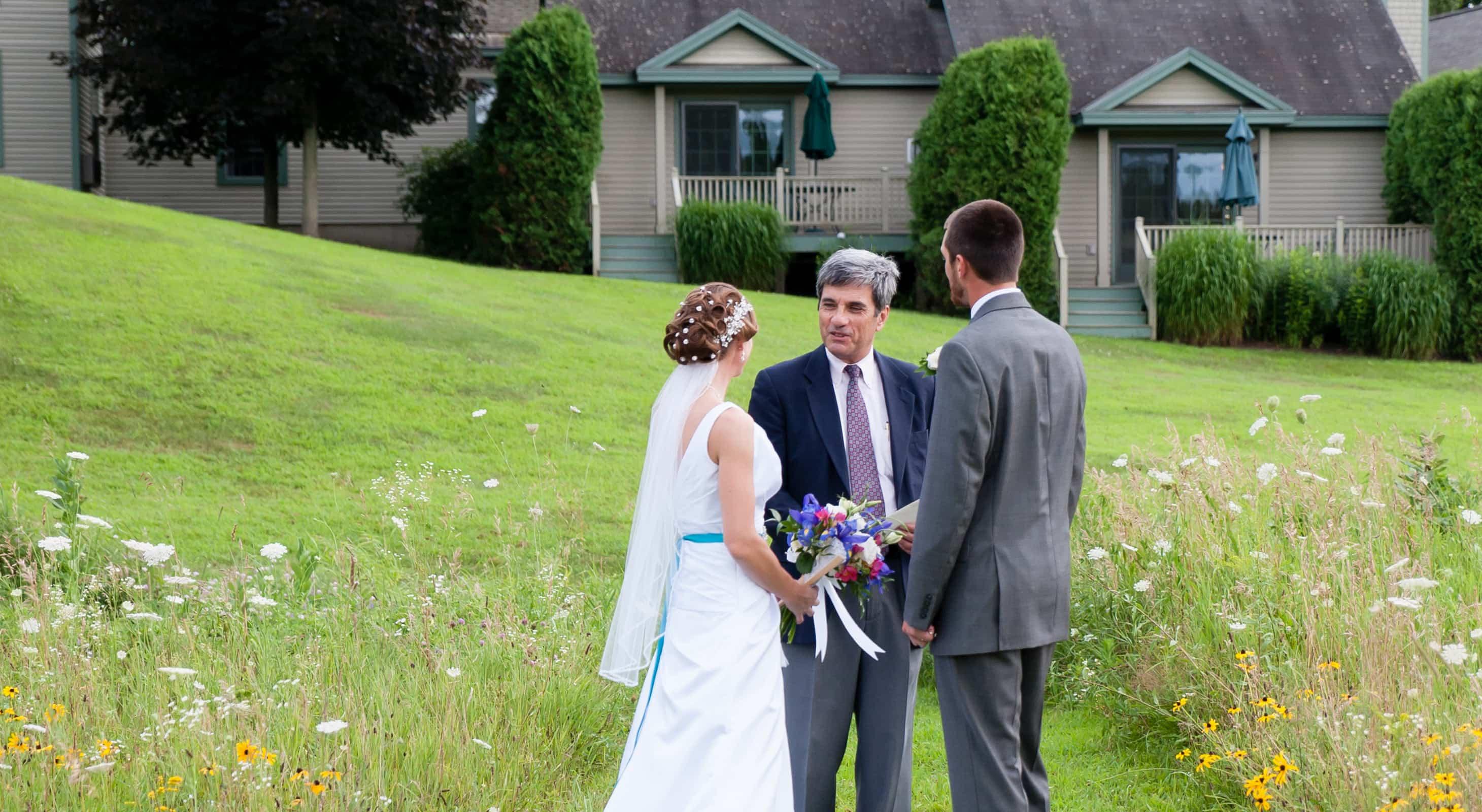 Simple Wedding Ceremony