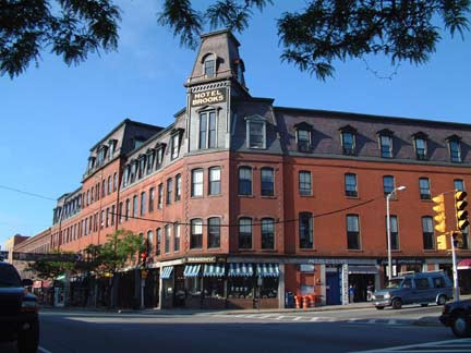 Building in Town of Brattleboro