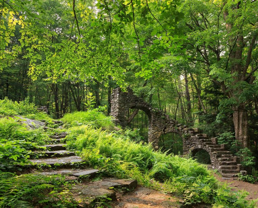 Ann Stokes Trail in New Hampshire