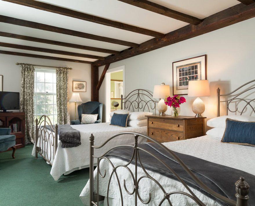 Beds in Room 11