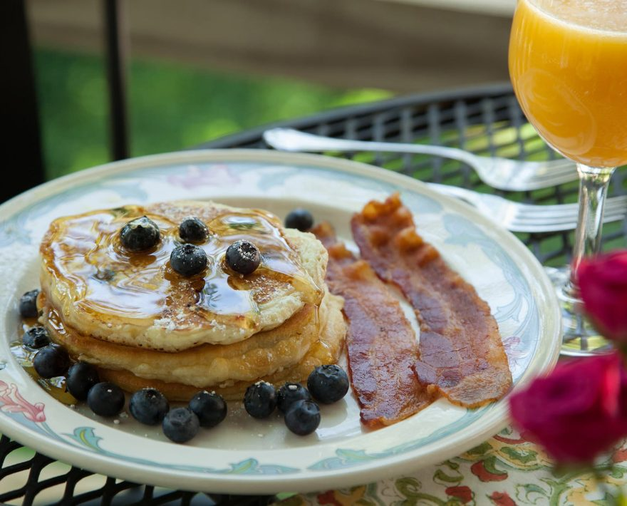 Breakfast on your New Hampshire Vacation