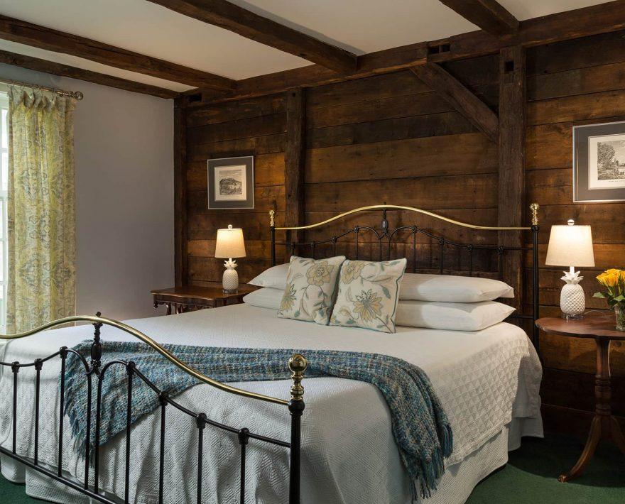 Cozy Bed in Room 10